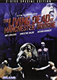 The Living Dead at Manchester Morgue (Two-Disc Special Edition) cover.