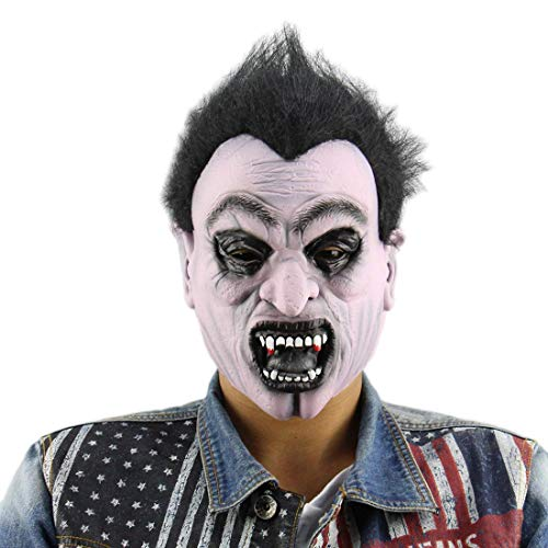 Halloween Bloody Scary Horror Mask Adult Zombie Monster