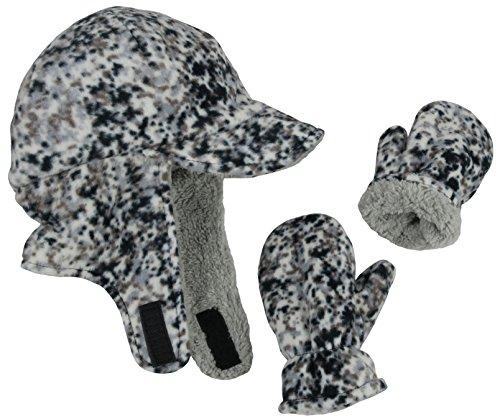 nice-caps-little-boys-and-baby-sherpa-lined-fleece-flap-hat-mitten-winter-set-4-6-years-digital-camo