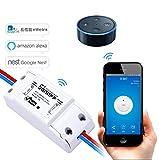 LEEHUR- smart switch wifi, smart switch smart homekit, smart-schalter steckdose home app remote controller