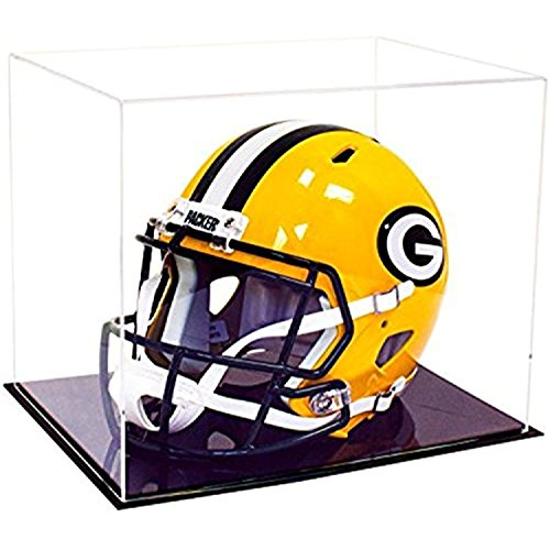 Acrylic Deluxe Clear Display Case - Medium Rectangle Box 14.5' x 11' x 12' (A002-DS)