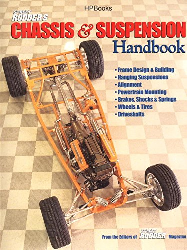 Red Hot Rod - Street Rodder Chassis & Suspension Handbook