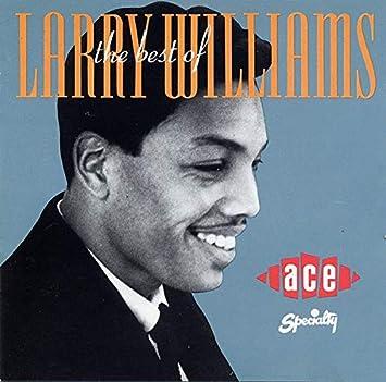 Amazon | The Best of Larry Williams | Larry Williams | クラシックソウル | 音楽
