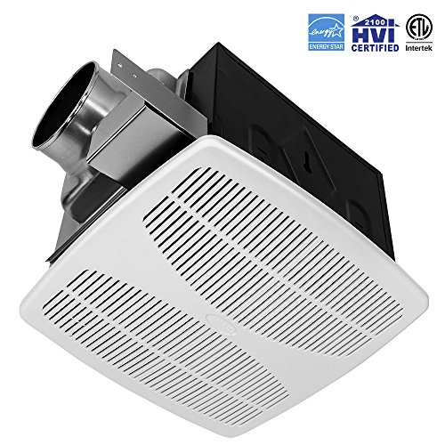 110 cfm bathroom fan - 4