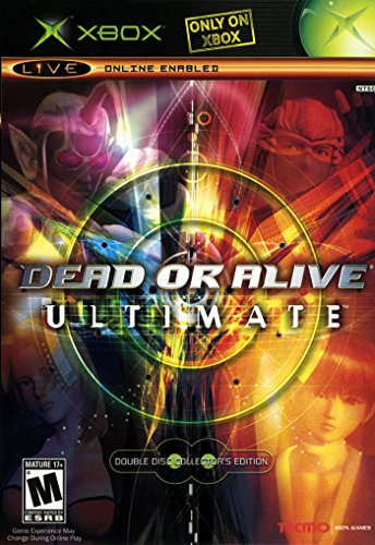 Dead or Alive Ultimate -
