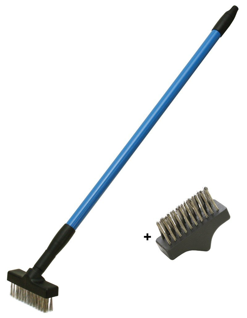 CFH Weed Brush with Telescopic Handle Set 52670