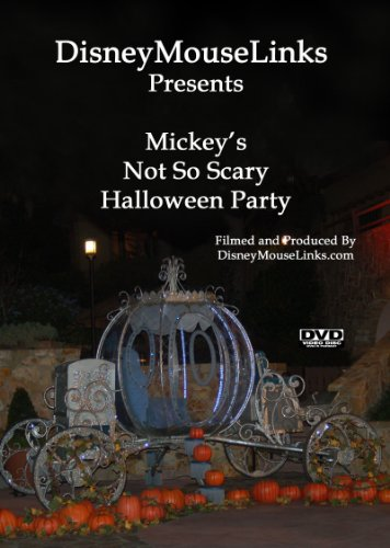 DisneyMouseLinks Presents - Walt Disney World's Mickey's Not So Scary Halloween Party -