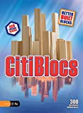 CitiBlocs 300-Piece Natural-Colored Building Blocks