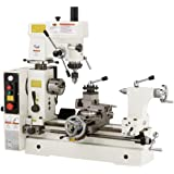 SHOP FOX M1018 Small Combo Lathe Mill