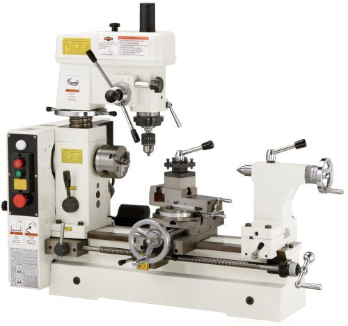 SHOP-FOX-M1018-Small-Combo-Lathe-Mill