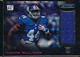 ANDRE WILLIAMS 2014 PANINI ROOKIES AND STARS #4