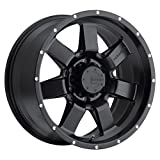 Mamba M14 Matte Black Wheel (20x9''/6x135mm, +30mm offset)