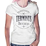 The Walking Dead T-Shirt Terminus Butchers - LeRage Shirts WOMEN'S