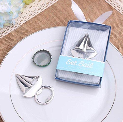 58pcs Sailboat Bottle Opener For Wedding Party Favor For Sale