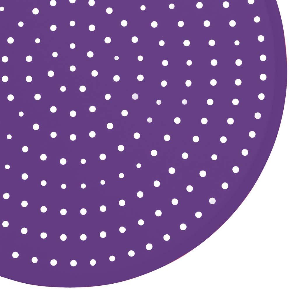Purple Colourworks Silicone Splatter Screen