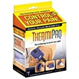 """ThermiPaq Therapeutic Hot & Cold Pad, 9.5"""" x 16"""" (24 x 41 cm) - Large 1 ea"""