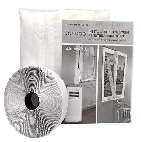 (JOYOOO AirLock Window Seal for Mobile Air-Conditioning)