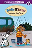 Rocky and Daisy Wash the Van, Melinda Melton Crow, 1434260100
