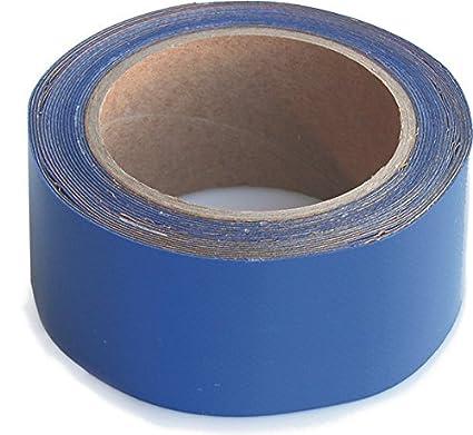 WUPSI PVC Reparatur Klebeband Fü r Alle Planen Und Folien, Blau, 5 Cm X 5 M Reiner Witt e.K.