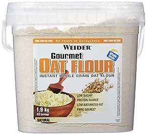 WEIDER Oat Gourmet Flour (Harina de Avena) Neutro 1,9 kg