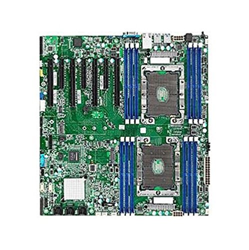Tyan Pcie Motherboard (Tyan Motherboard S7100AG2NR Xeon Scalable S7100 LGA3647 205W Max.384GB DDR4 SATA PCI Express Retail)