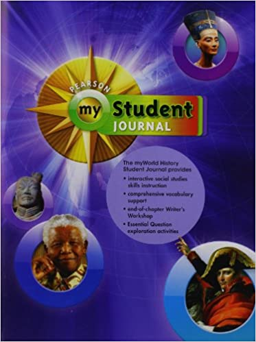My World History Student Journal 9780133727012