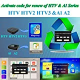 IPTV Subscription HTV HTV3 HTV5 A1 A2 Brazil Box IPTVKINGS IPTV5+ IPTV6 IPTV6+ Tigre Tiger Better Than other TV Firestick TV Stick Kodi Sling Xfinity Nvidia Shield Brazilian One 1 Renew Code