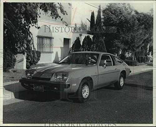 Buick Skyhawk Car - 1975 Press Photo The 1975 Buick Skyhawk car - mjc35558 - Historic Images