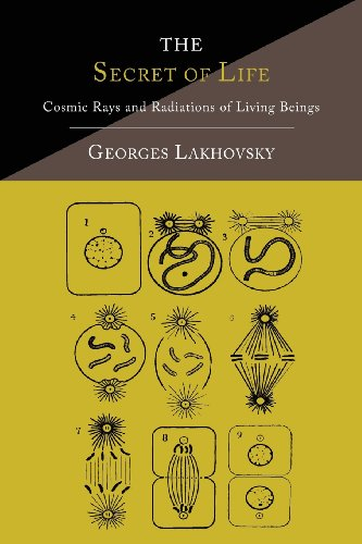 The Secret of Life: Cosmic Rays and Radiations of Living Beings