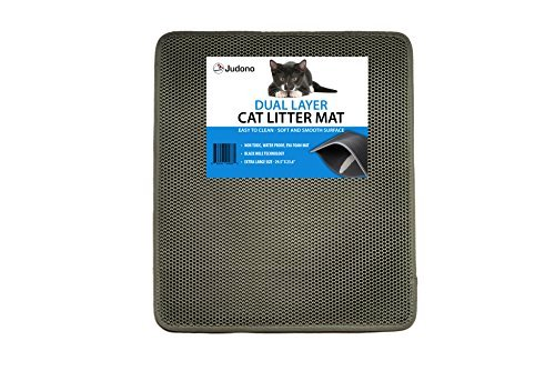 JUDONO Dual Layer Cat Litter Mat - Extra Large 30