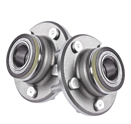 Callahan 513224X2 [2] Pair FRONT Premium Grade [ RWD 5 Lug ABS ] Wheel Hub Bearing Assemblies [ 513224 ]