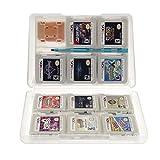 Insten 28-in-1 Game Holder Card Case Compatible