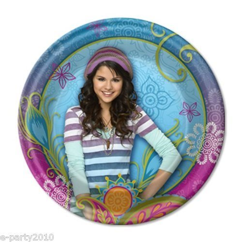 Wizards Of Waverly Place Small Paper Plates