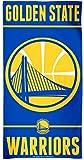 WinCraft NBA Golden State Warriors Fiber Beach Towel, 30x60 inches
