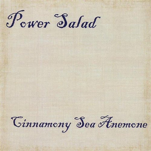 Cinnamony Sea Anemone by Power Salad (Anemone Salad)