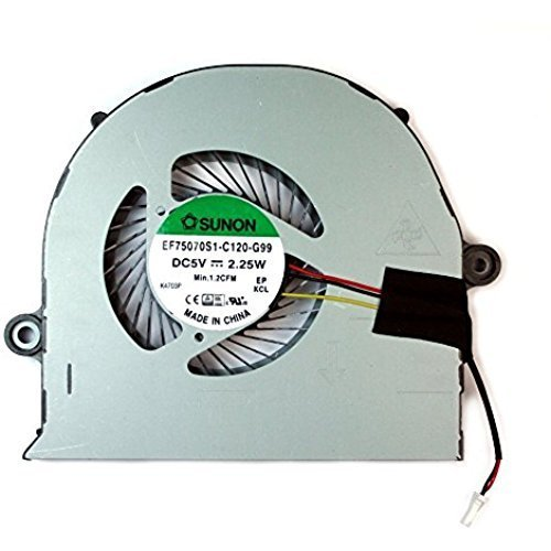 New Laptop CPU Cooling Fan Compatible Acer Aspire E5-475-G E5-574G E5-574T F5-571G F5-571T F5-572G DFS561405FL0T DC28000ERF0