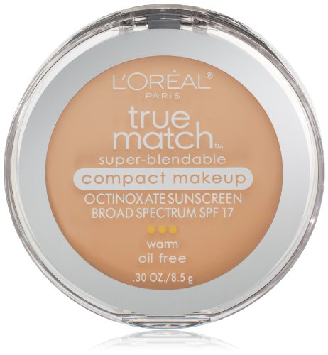 LOreal Paris Super Blendable Compact Makeup