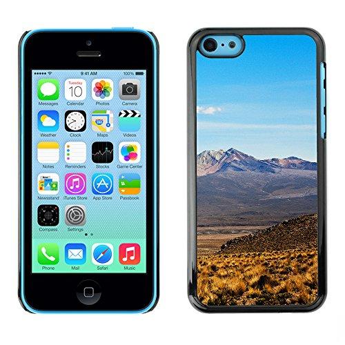 Premio Sottile Slim Cassa Custodia Case Cover Shell // F00006887 Altiplano chile // Apple iPhone 5C
