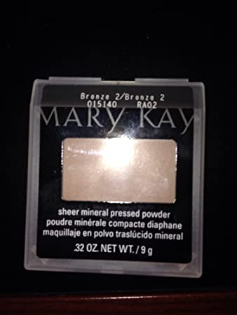 Mary Kay Sheer Mineral Pressed Powder Bronze 2