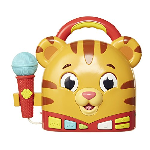 Daniel Tiger's Neighborhood Sing Along with Toy]()