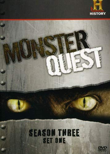 Monsterquest: Season 3 [DVD] (Best Monster Quest Episodes)