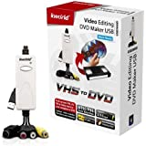 Kworld Video Capture USB TV Tuners and Video Capture USB2800D