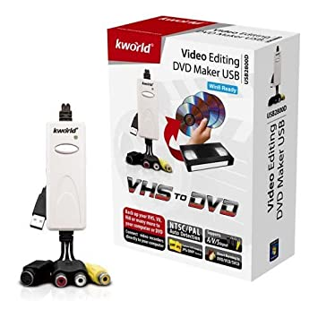 KWORLD DVD MAKER USB2.0 DRIVER FOR MAC