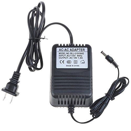 PK-Power AC Adapter for Zoom AD0012D G7.1ut G9.2tt Guitar Effects Console Power Supply; PreSonus Eq3b Inspire 1394 Firebox Monitor Station Power Supply