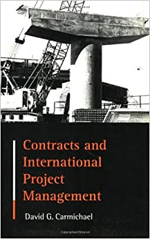 Book Contracts and International Project Management