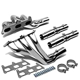 For Chevy Camaro 3.6L LLT V6 Stainless Steel Long Tube Header/Exhaust Tubular Manifold