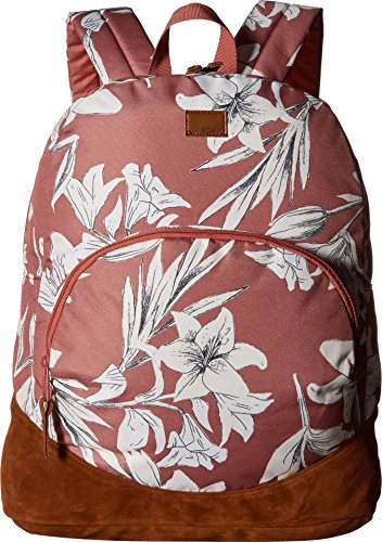 Roxy Junior's Fairness Backpack, Withered Rose Lily House, One Size