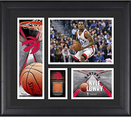 Toronto Raptors Framed (Kyle Lowry Toronto Raptors Framed 15