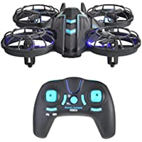 RC Drone Quadcopter With 2MP HD Wifi Camera, 4 Channel 2.4GHz 6-Gyro Quadcopter Real Time Live Video Mini Drones
