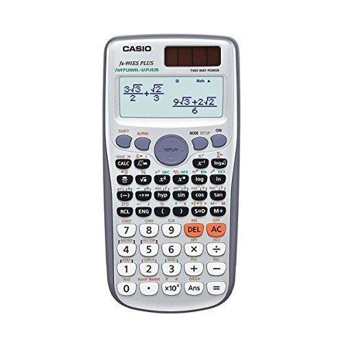 Casio Fx-991es Plus Natural Display Scientific Calculator by Casio